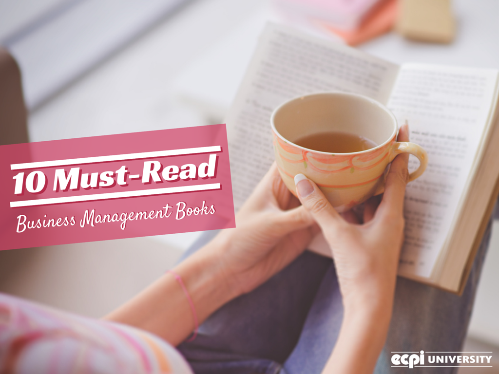 10 Must-Read Business Management Books