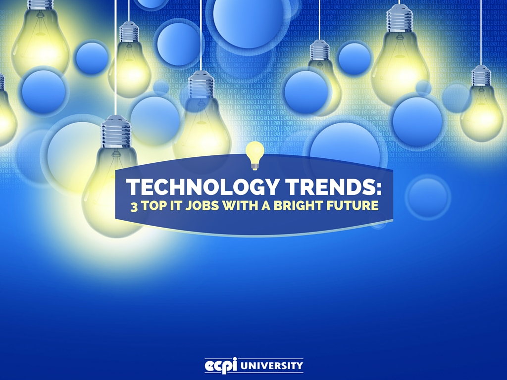 Technology Trends 3 Top It Jobs With A Bright Future
