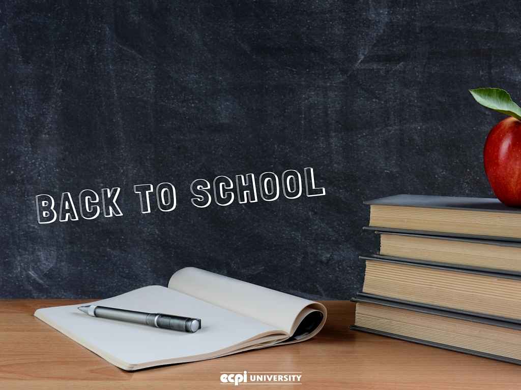back to school - bouncing back from a layoff