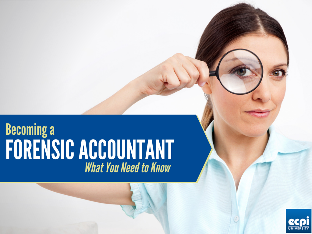 investigation by a forensic accountant Forensic accounting and fraud investigation methodologies are different than internal auditing thus forensic accounting services and practice should be handled by forensic accounting experts, not by internal auditing experts.