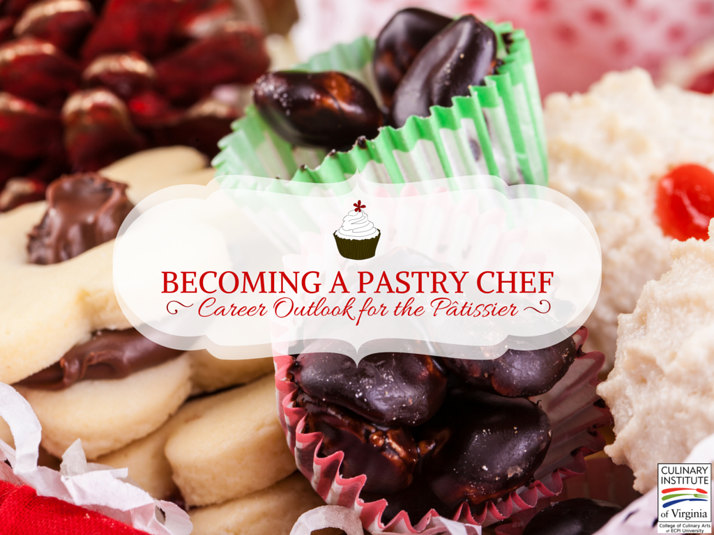 Becoming a Pastry Chef: Career Outlook for the Pâtissier