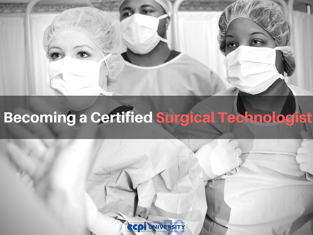 How To Become A Certified Surgical Technician In 5 Steps
