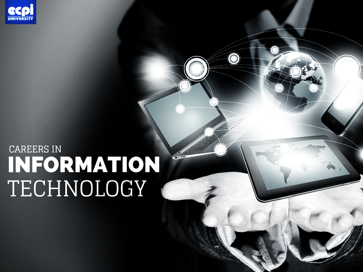 10 Careers in Information Technology (IT) You May not Have Heard About | ECPI University