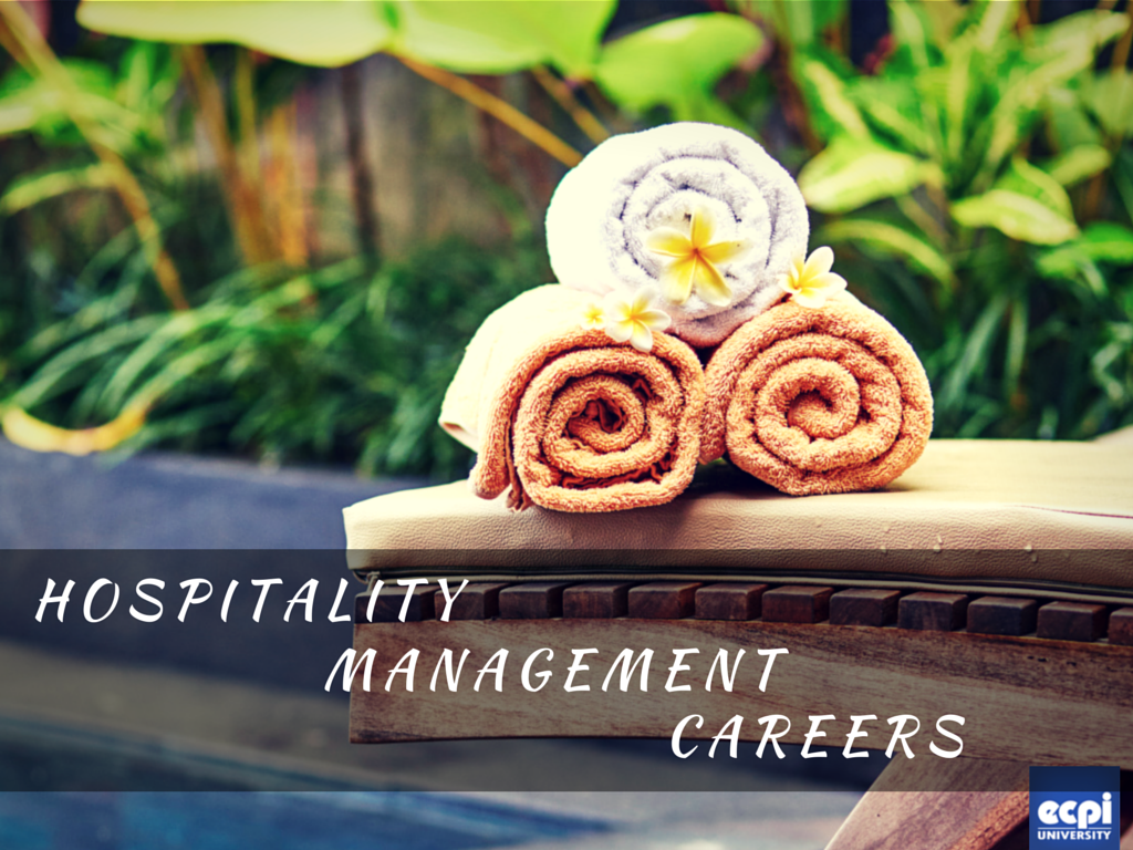 5 Things You Didn't Know About a Career in Hospitality Management | ECPI University