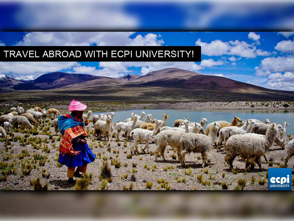 ECPI Universitys Study Abroad Program Travels to Peru | ECPI University
