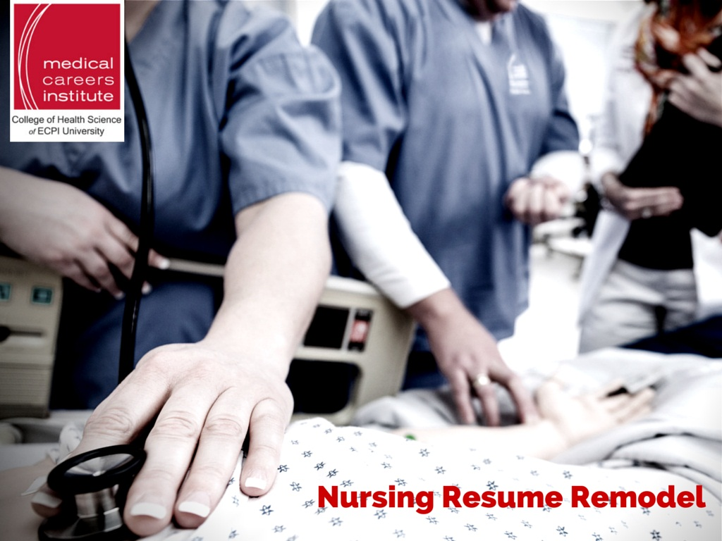 resume remodel keywords to use for your nursing resume ecpi you be a self motivated detail oriented results driven go getter you call yourself a dynamic team player who adds value and thinks outside the