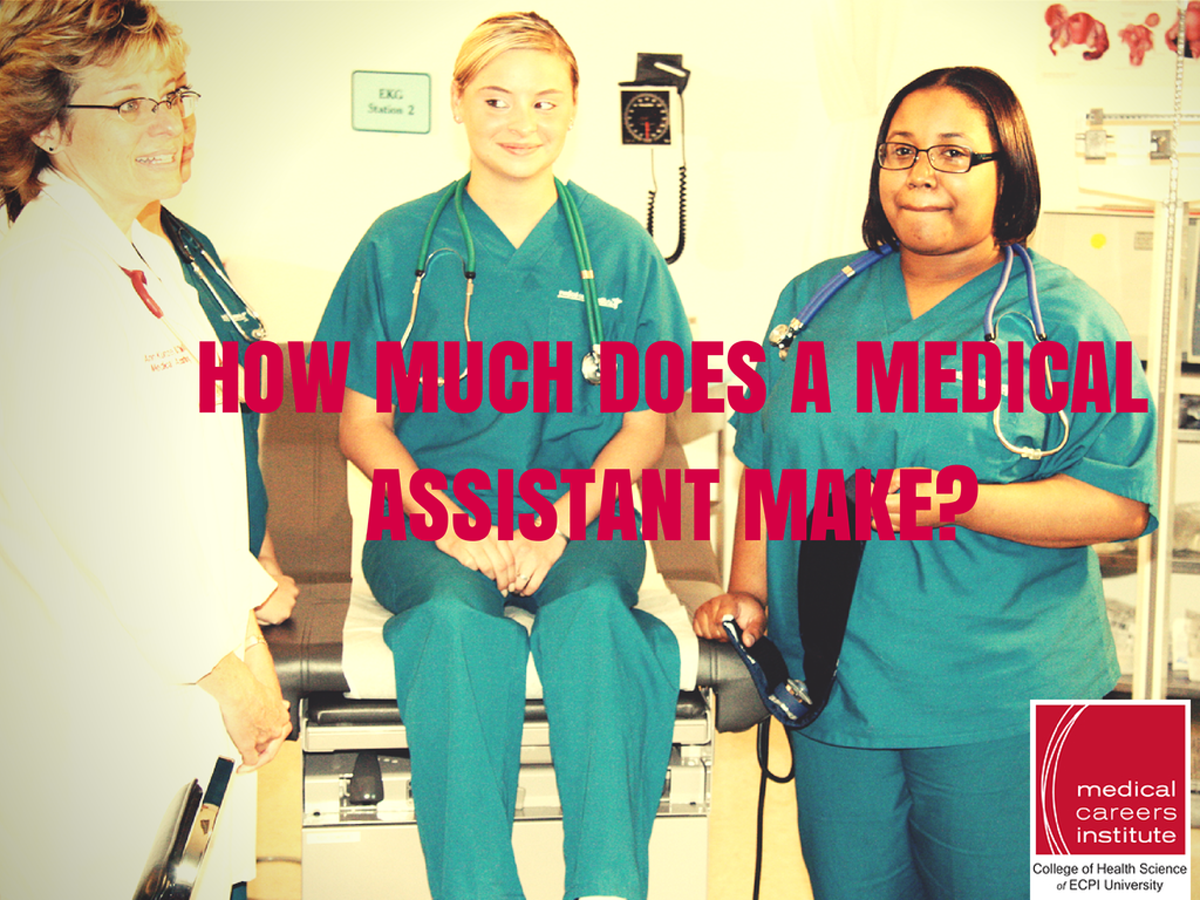 How Much Does a Medical Assistant Make?