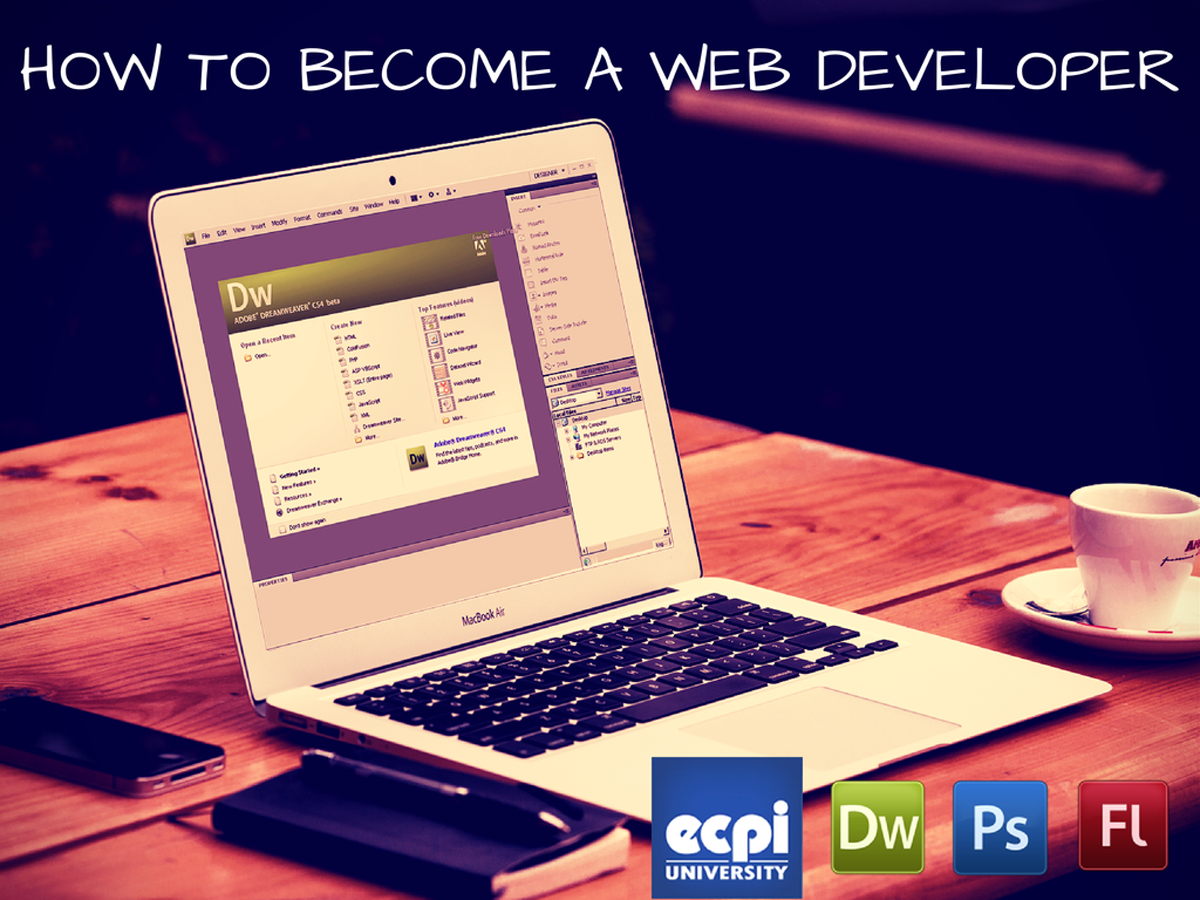 How to become a Web Developer FAST!