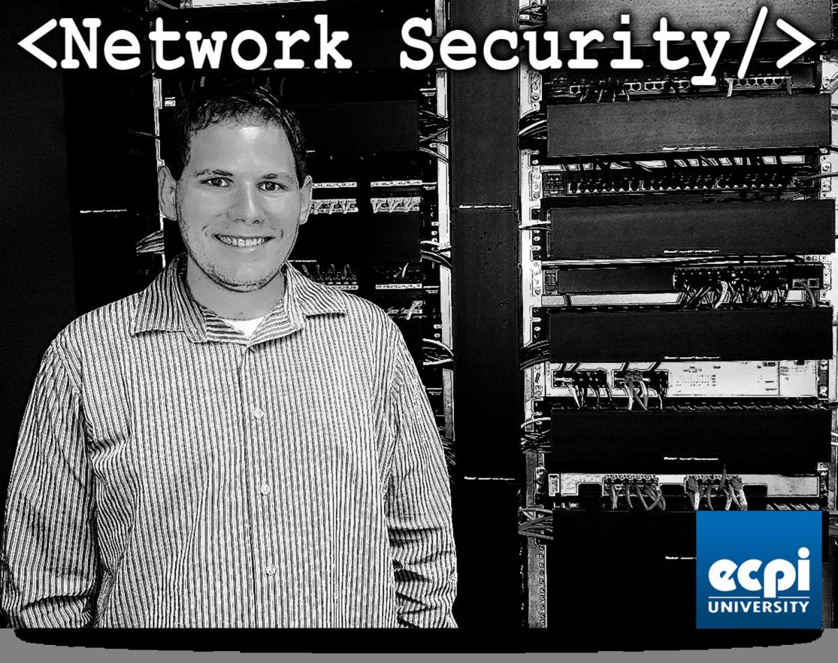 Network Security Grad Makes the Most of Each Day