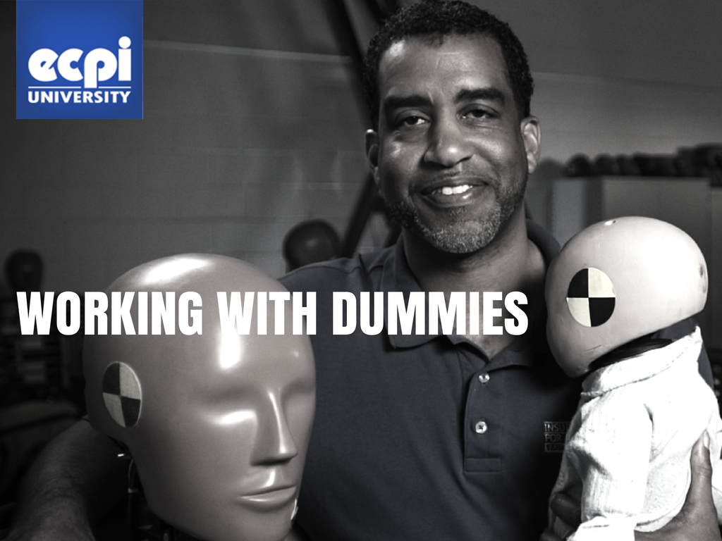 Graduate Who Works with Dummies