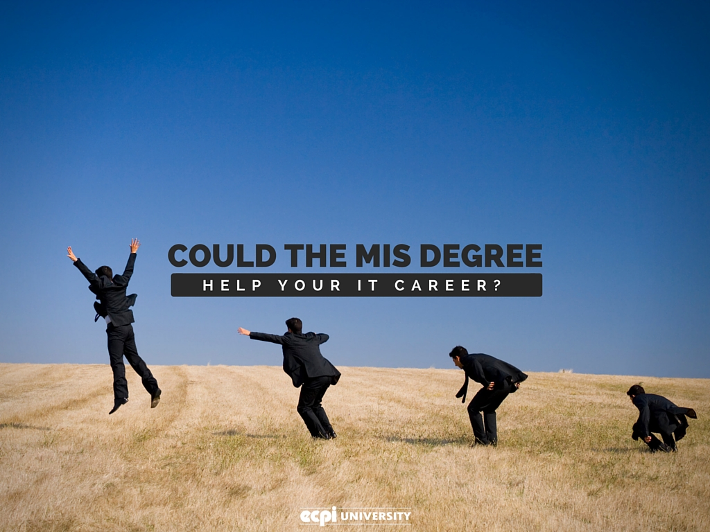 Could The Mis Degree Help Your It Career