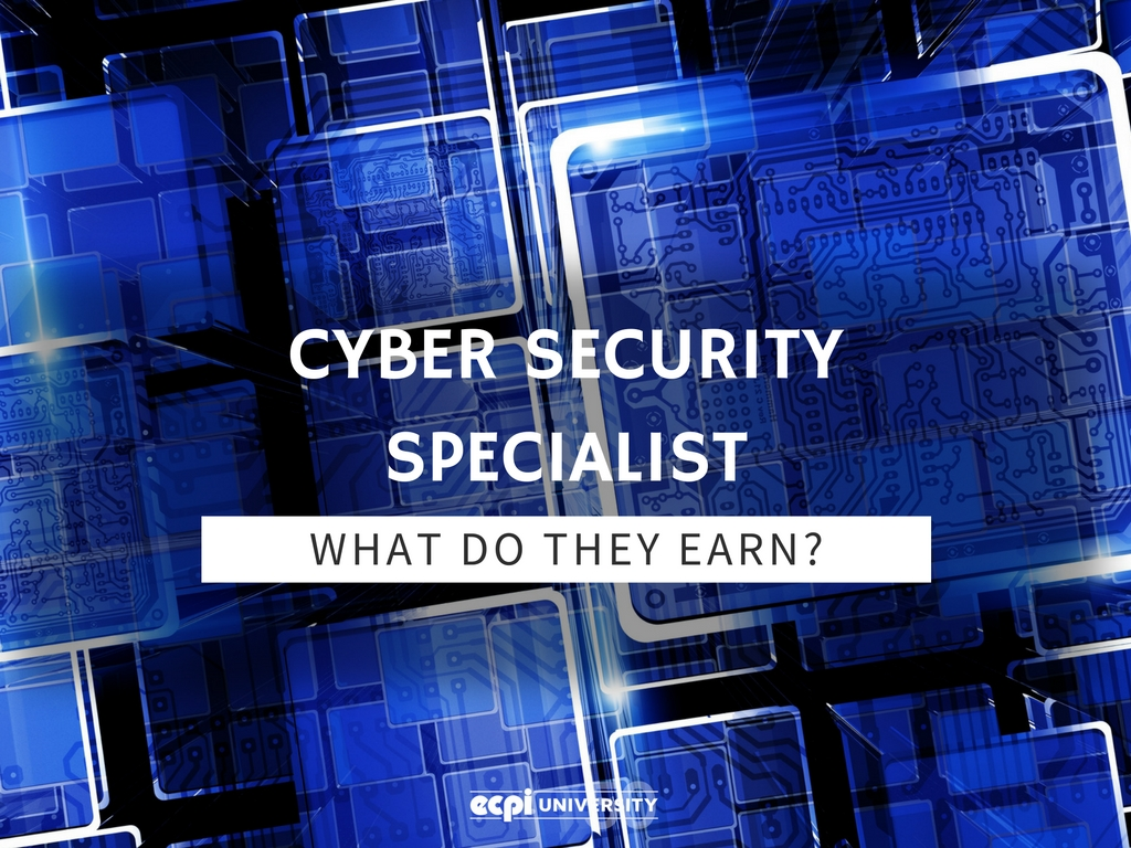How Much Does A Cyber Security Specialist Make