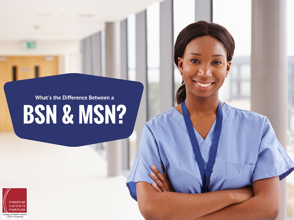 What S The Difference Between A Bsn And Msn