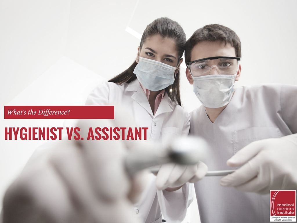Dental Hygienist And Assistant Difference
