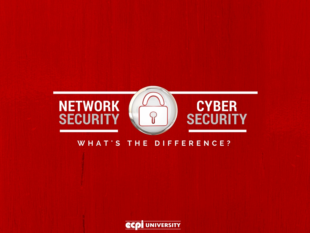 What S The Difference Between Network Security Amp Cyber