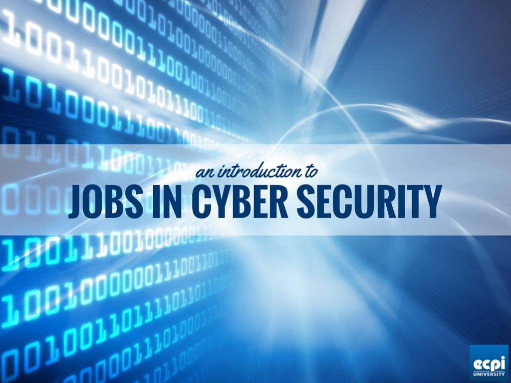 Jobs in Cyber Security: an Intro to Computer Security Careers