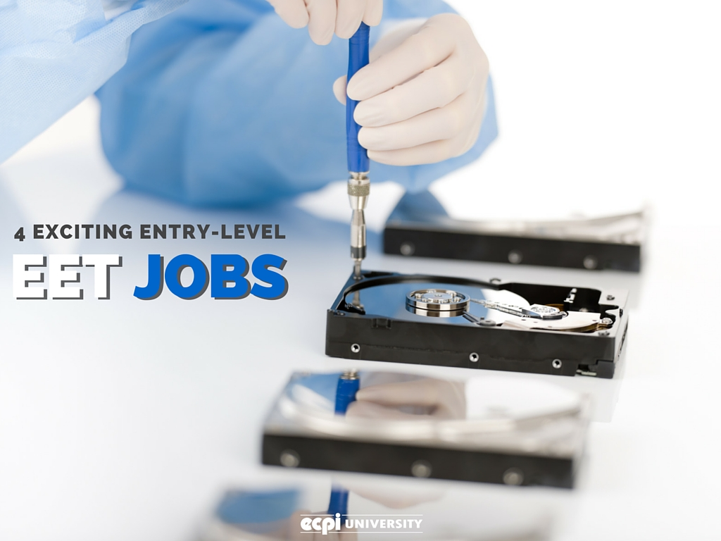 4 Exciting Entry Level Electronics Engineering