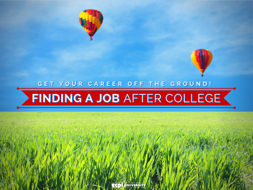 finding a job after college What to do after college: what to do after college: 5 ways to get jobs after graduation finding the right job with the right fit is worth the effort.