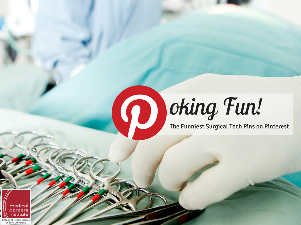 The Funniest Surgical Tech Pins on Pinterest