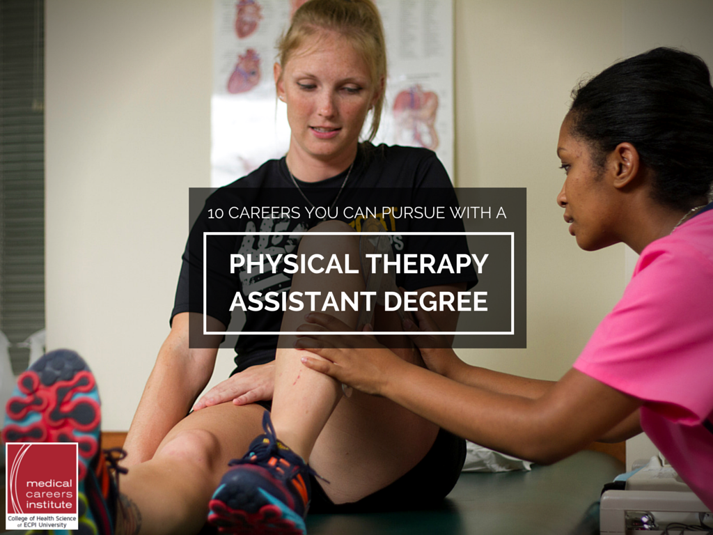 Physical Therapist Assistant which subjects are most emphasized in college