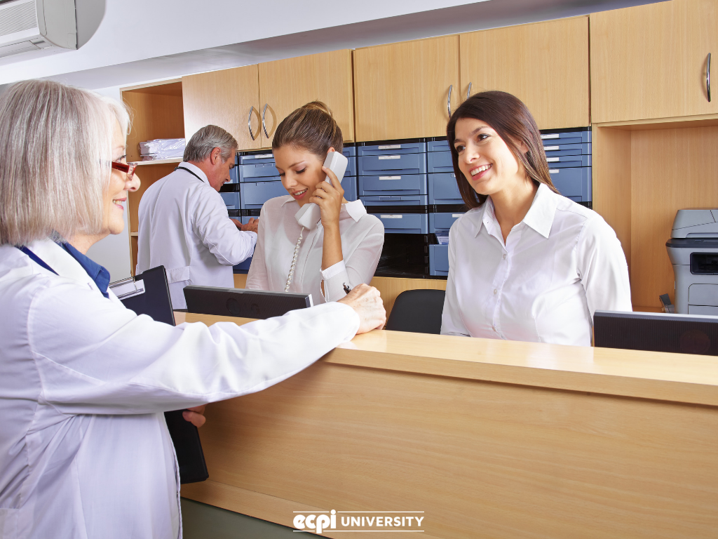 What are the Duties of a Healthcare Administrator in a Hospital?