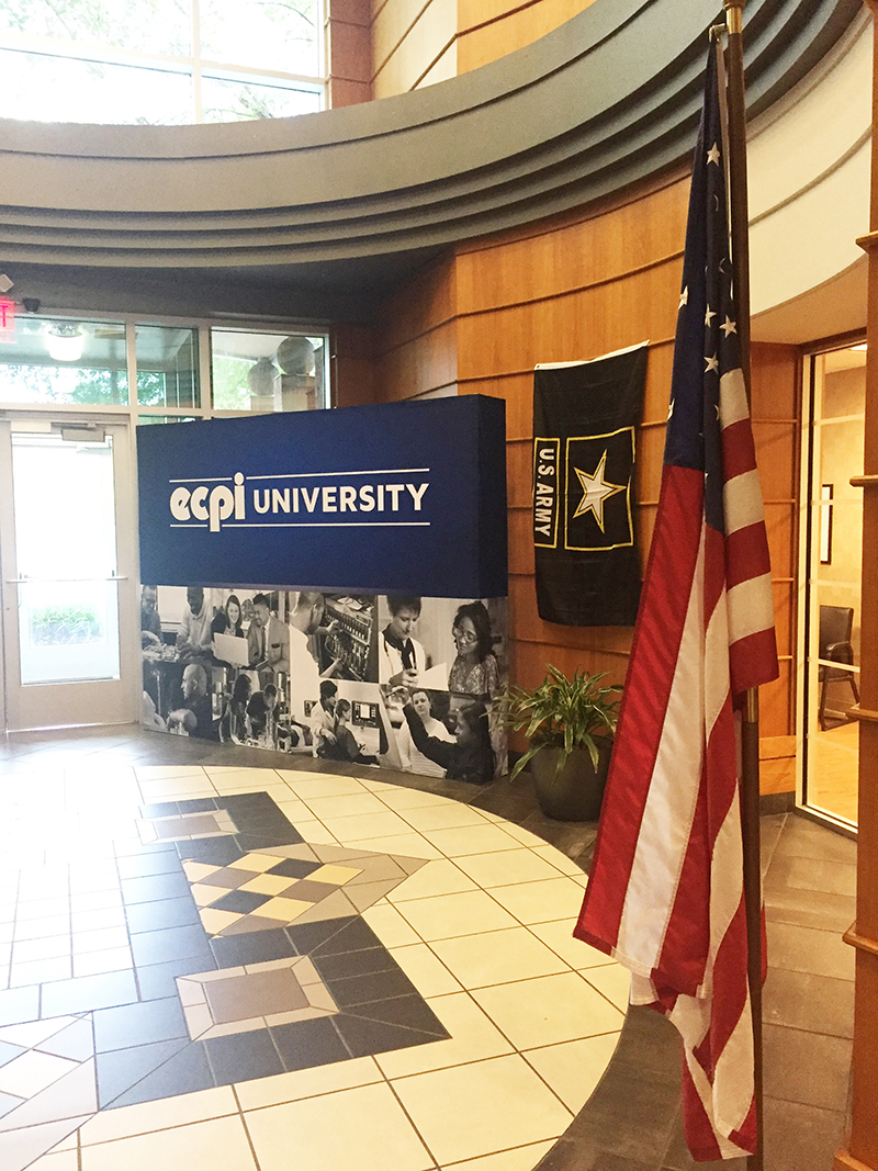 ECPI College of Technology Newport News - AACC