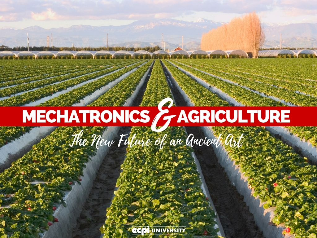 Mechatronics And Agriculture The New Future Of An Ancient Art