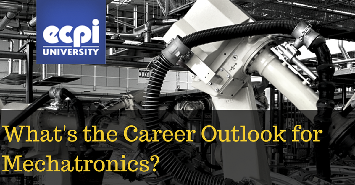 Career Outlook for Mechatronics