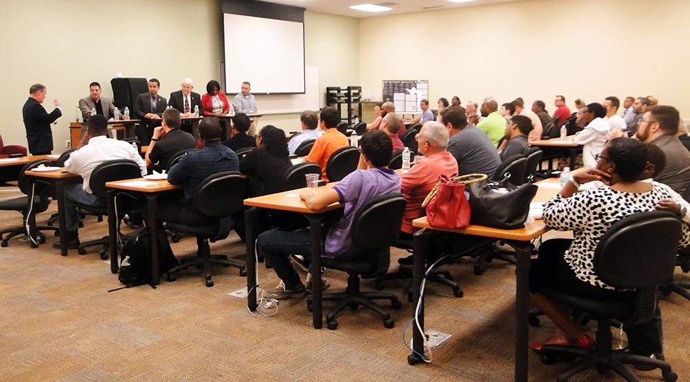 ... Orlando Campus Class ...