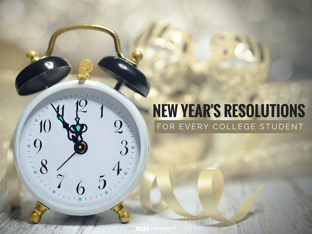 9 Smart New Year S Resolutions For Every College Student