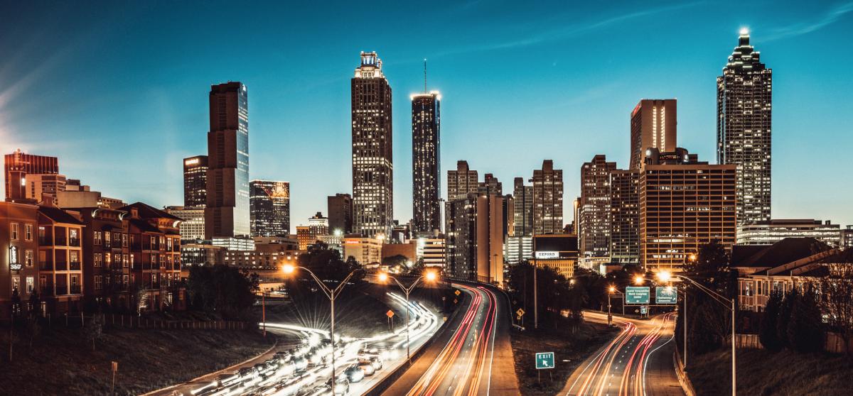 Cyber Security Degree (online) in Atlanta Georgia