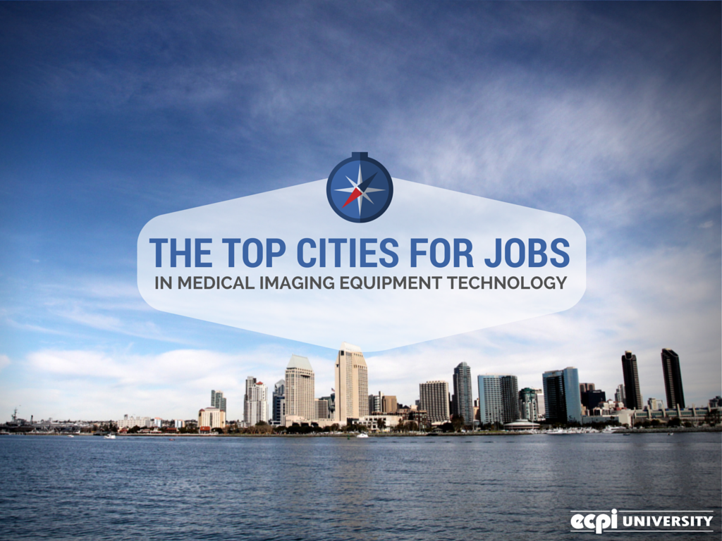 The Top Cities For Jobs In Medical Imaging Equipment