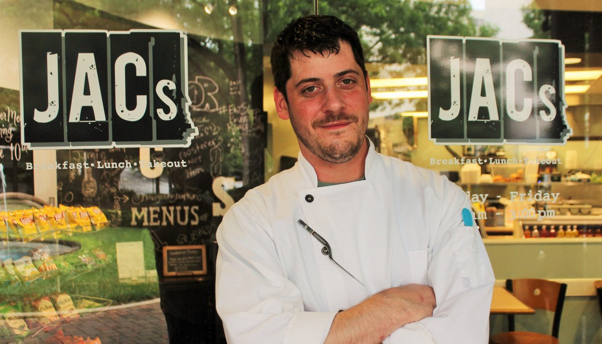 Chef Pursues Success in the Cyber World