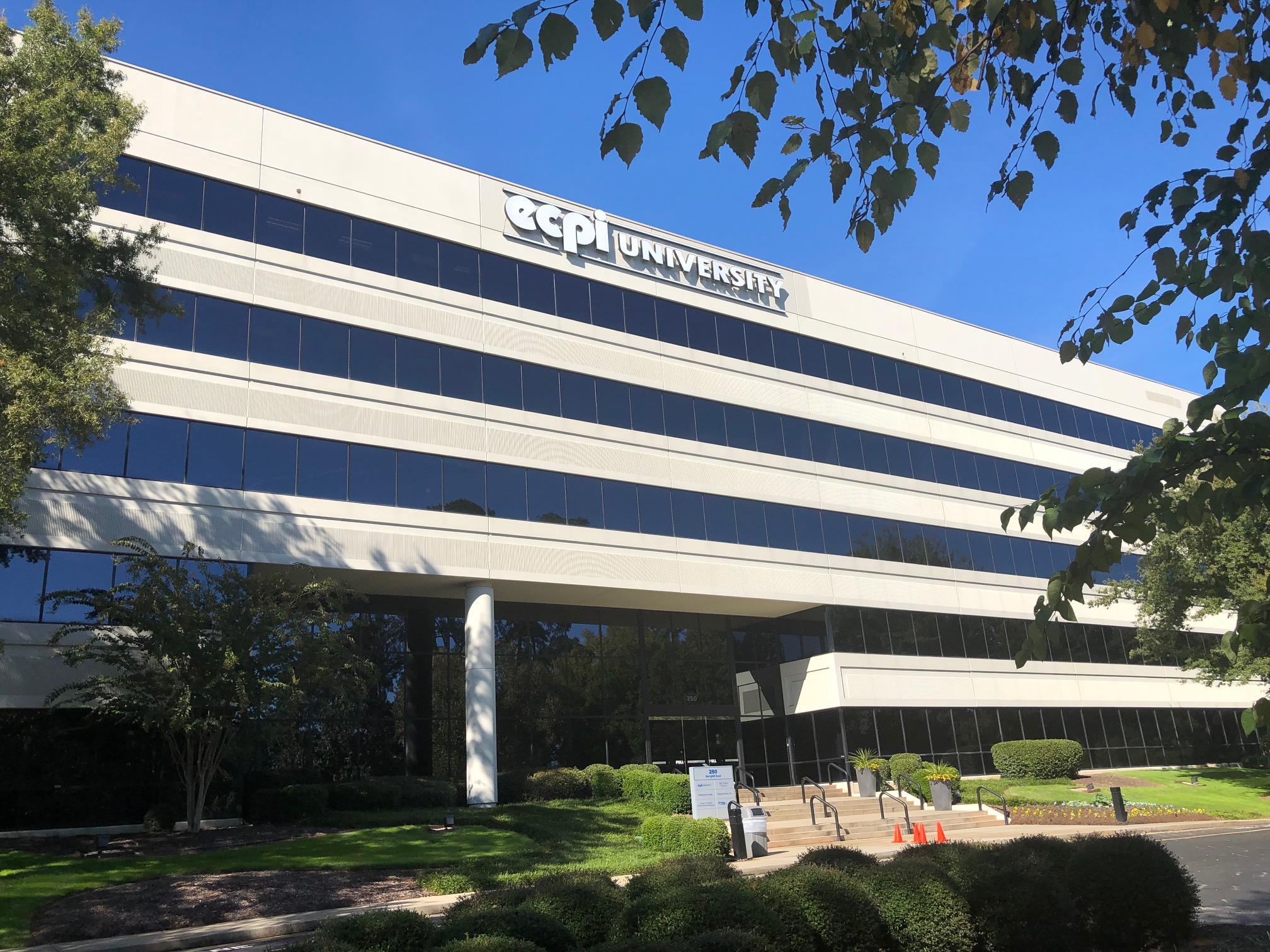 Columbia South Carolina Ecpi University