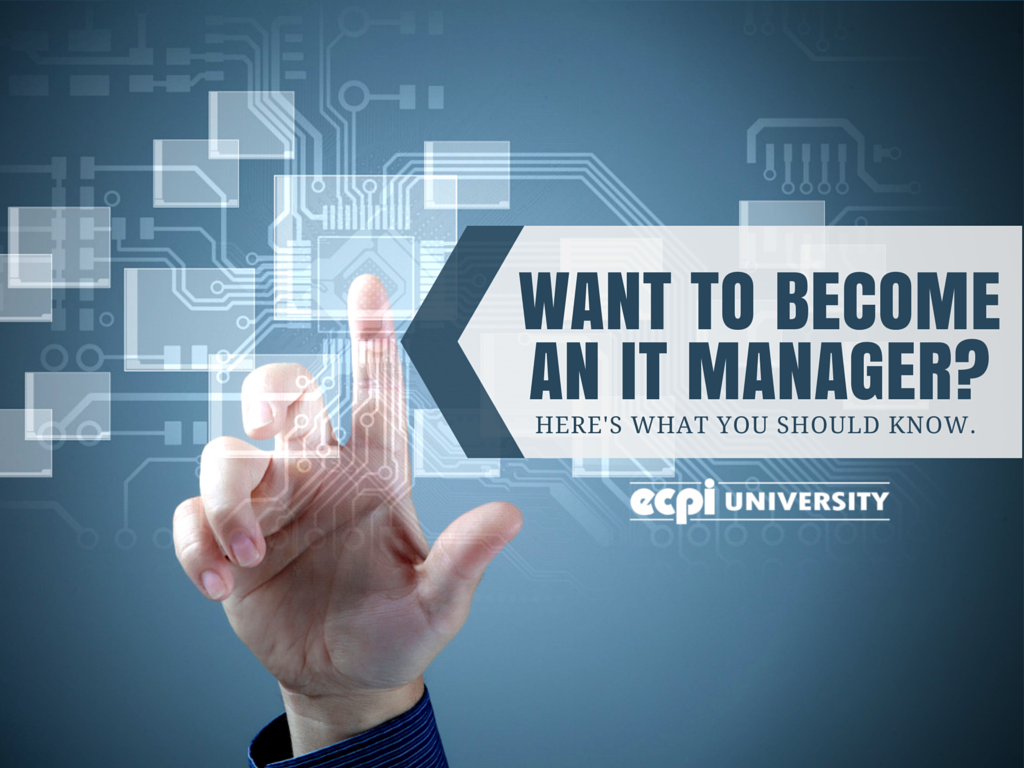 how to become an it manager - Being A Manager Why Do You Want To Be A Manager