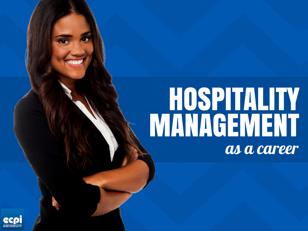 What Hospitality Management Looks Like As A Career