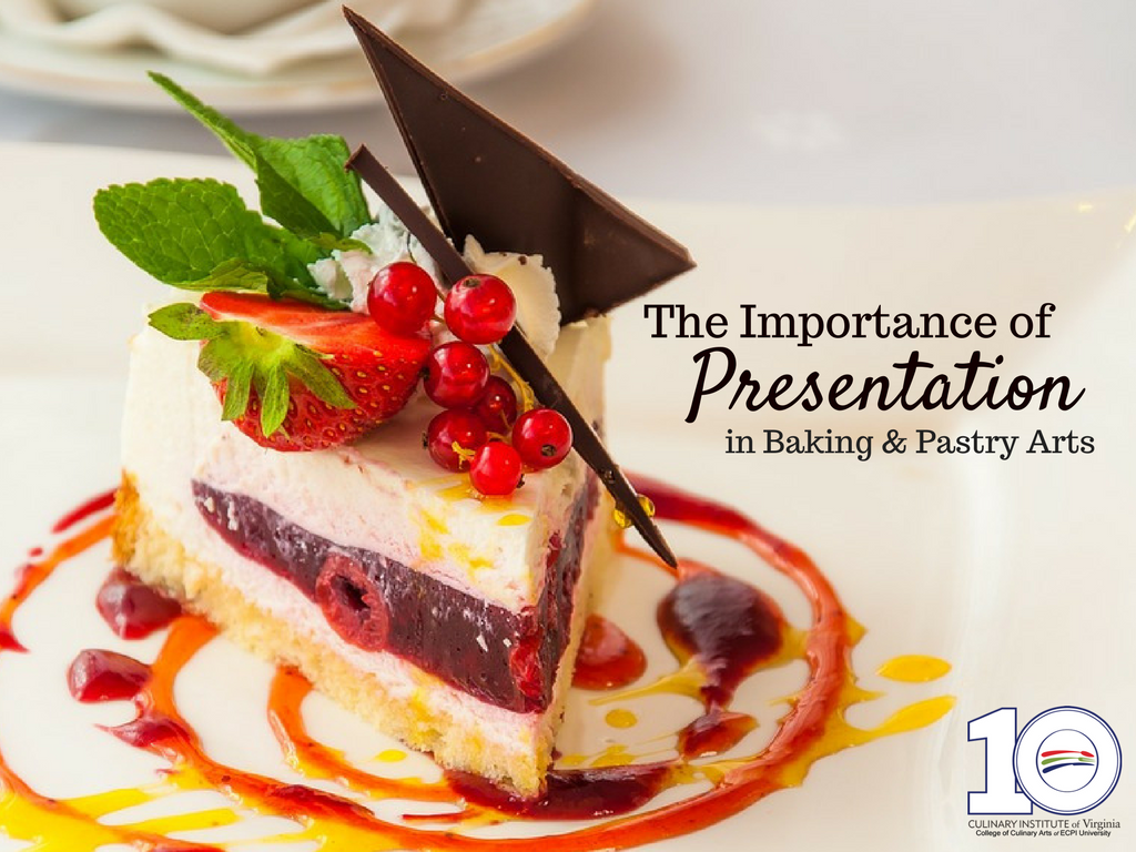 importance of food presentation