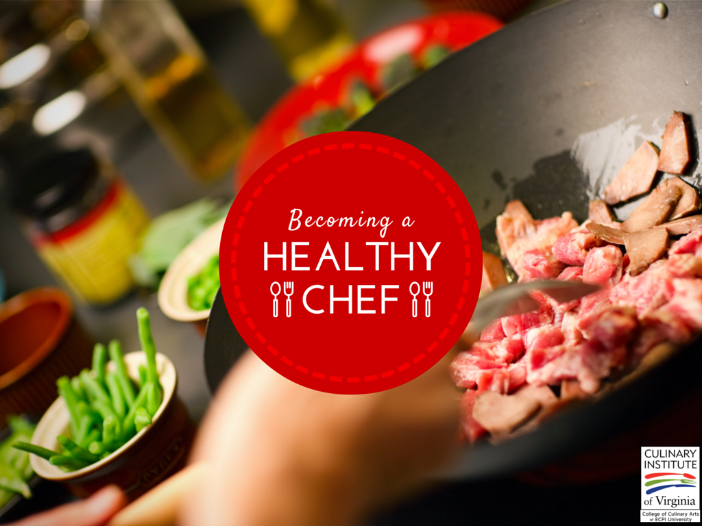 become a healthy chef - culinary nutrition