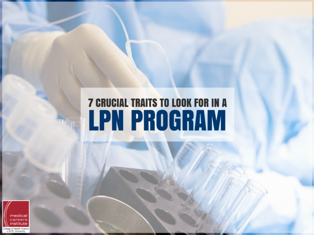 Licensed Practical Nurse (LPN) best passing college subjects