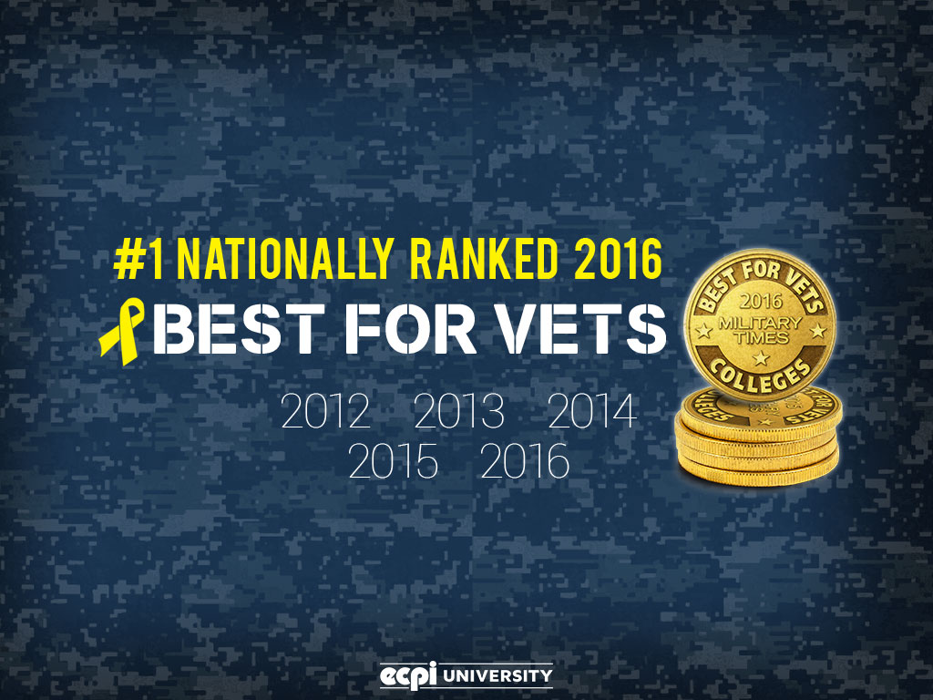 2016 Best for Vets College #1