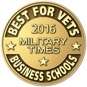 ECPI has ranked on the annual Best for Vets survey by Military Times for 8 years in a row.