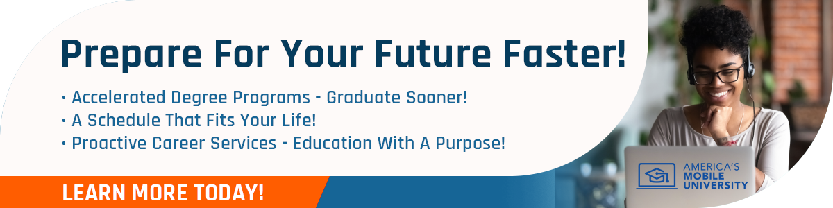 Prepare For Your Future Faster!