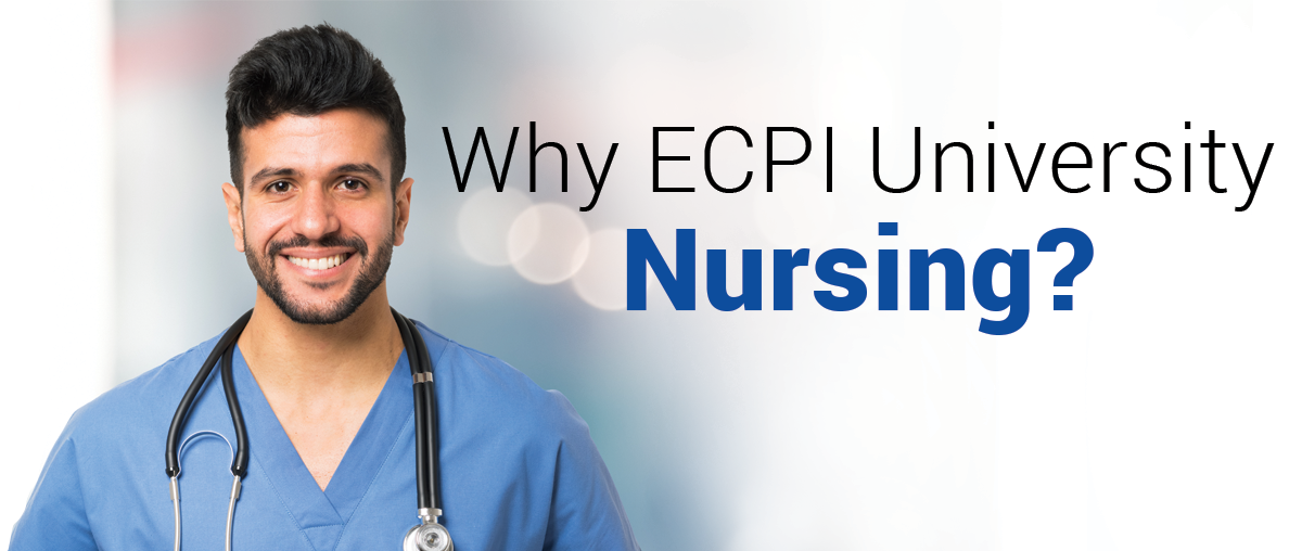 Why ECPI University Nursing?