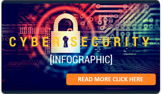 Cyber and Network Security Infographic