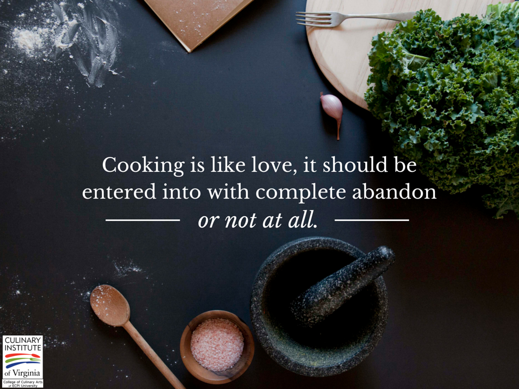 Motivational Culinary Quotes to Inspire You to Become a Chef