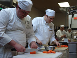 how to get a scholarship for culinary school
