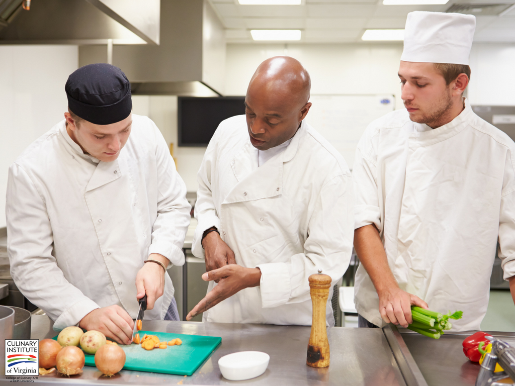 Chef in Training: What Will I Learn in Culinary School?