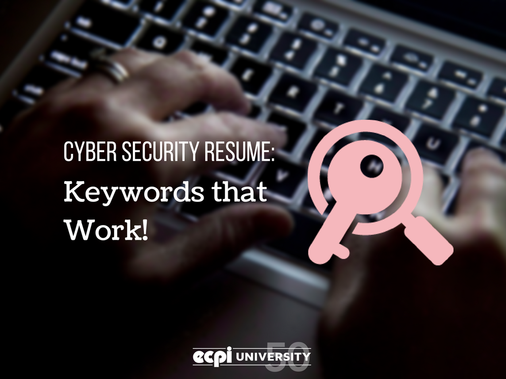 cybersecurity resume
