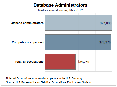 how much does a database programmer make - Clinical Database Programmer