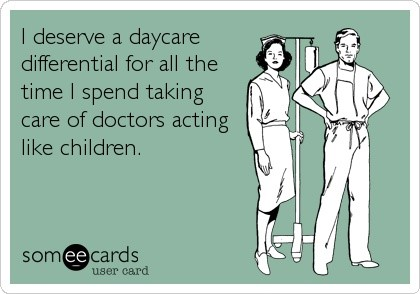 Daycare differential